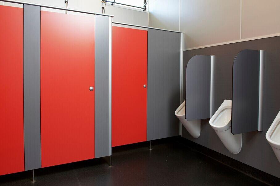 卫生间隔断, 厕所隔断, DEBO卫生间隔断